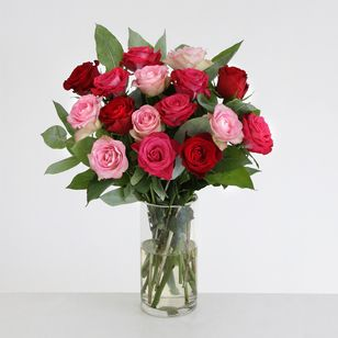 Mixed Sweet Roses